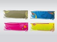 Link toVector banner set free