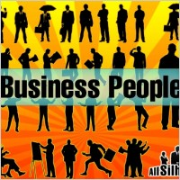 Link toVector business people