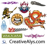 Link toVector cartoon pictures