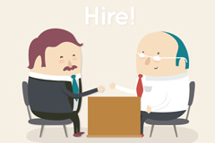 Link toVector cartoons recruitment