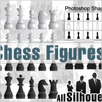 Link toVector chess figures