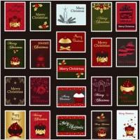 Link toVector christmas stamps