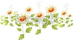 Link toVector chrysanthemum