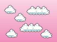 Link toVector cloud designs free