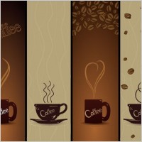 Link toVector coffee banners