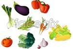 Link toVector common fruits and vegetables