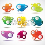 Link toVector cute bubble box 1
