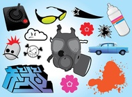 Link toVector design graphics free