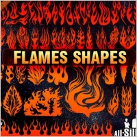 Link toVector flame shapes