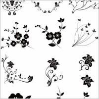 Link toVector floral pack 2