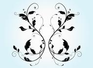 Link toVector flourish graphics free