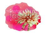 Link toVector flower close-up