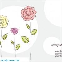 Link toVector flower doodles