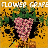 Link toVector flower grape
