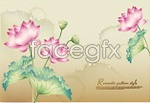 Link toVector flowers theme