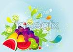 Link toVector fruit illustration
