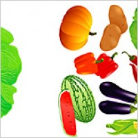Link toVector fruits and vegetables