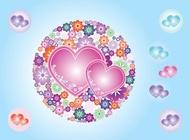 Link toVector heart artworks free