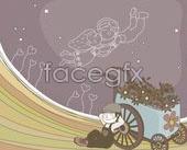 Link toVector illustration-cute line 48