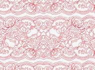 Link toVector lace pattern free