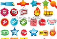 Link toVector marketing discount icon
