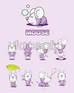 Link toVector mouse babies