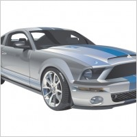 Link toVector mustang
