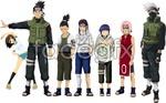 Link toVector naruto characters