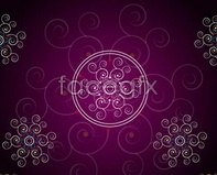 Link to1 backgrounds pattern Vector
