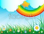 Link toVector rainbow