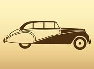 Link toVector retro car free