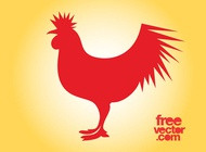 Link toVector rooster free