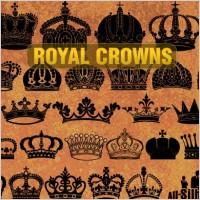 Link toVector royal crowns
