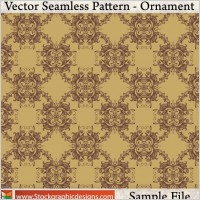 Link toVector seamless pattern-ornament