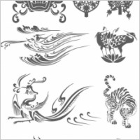 Link toVector set of traditional patterns