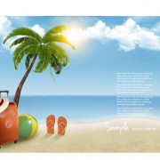 Link toVector set of world travel design graphics 05 free