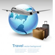 Link toVector set of world travel design graphics 06 free