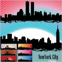 Link toVector - skyline us new york city