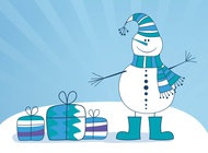 Link toVector snowman free