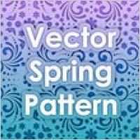 Link toVector spring pattern