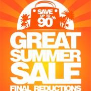 Link toVector summer sale design background graphics 02 free