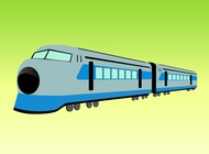 Link toVector train cartoon free