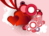 Link toVector valentine hearts free