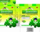 Link toVector vector of children drugs packaging