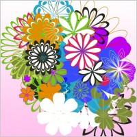 Link toVector_flower set2