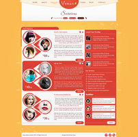 Link toVenus | beauty center template - services