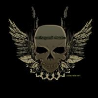 Link toVetsquad muzik skull logo