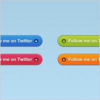 Link toVibrant twitter follow buttons