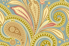 Link toVintage abstract pattern vector