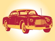 Link toVintage car graphics vector free